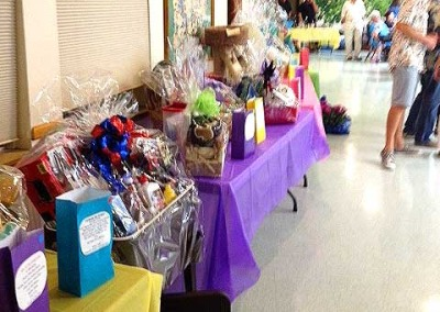 Hot Summer Night Dance Raffle Baskets
